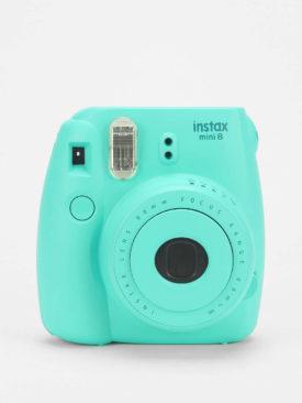 Turquois Camera