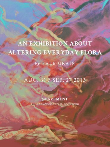 Altering Everyday Flora