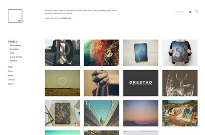 Portfolio - 4 Cols Landscape